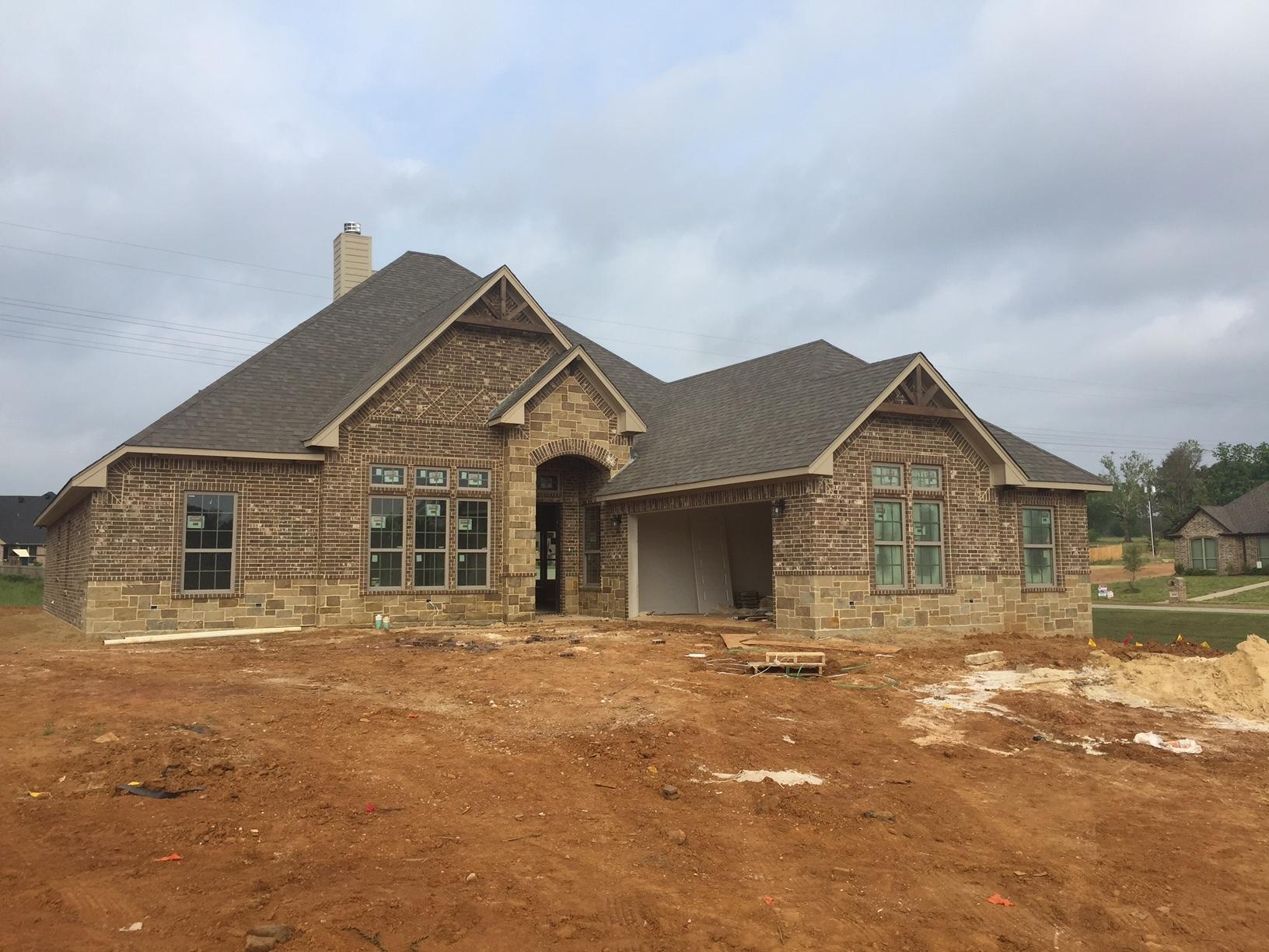 Front Elevation Granite : Floorplans