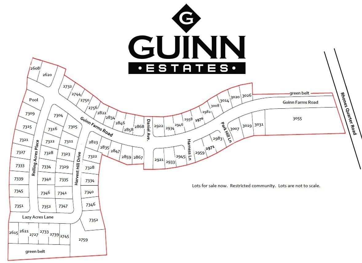 Guinn Estates - 2 Plat
