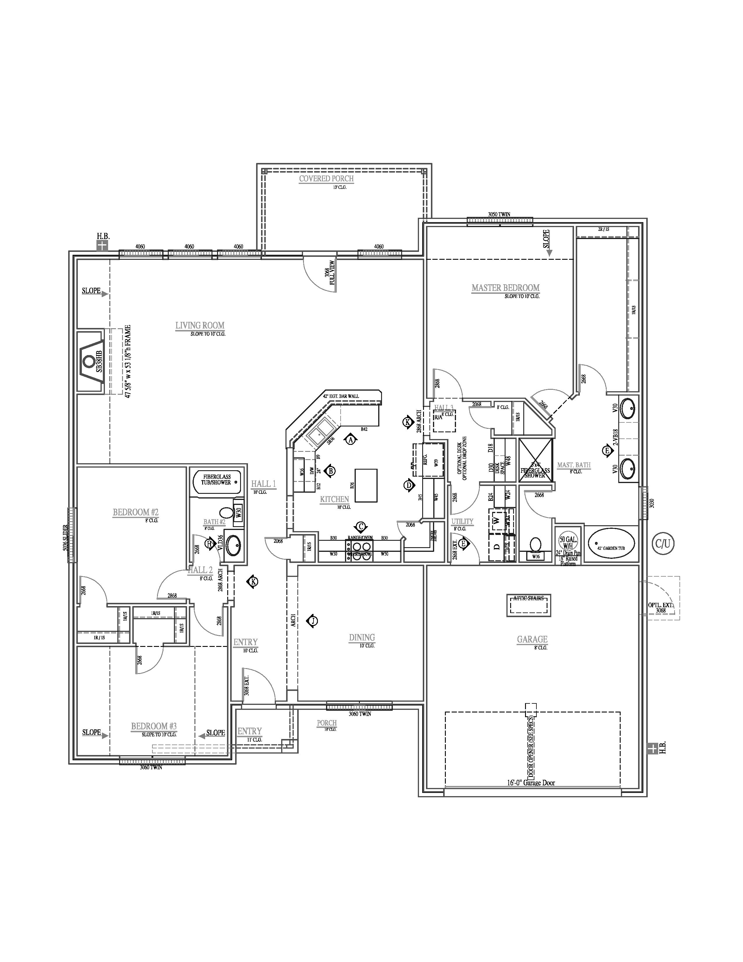 New Home Floorplans In East Texas Frankstonfloorplans