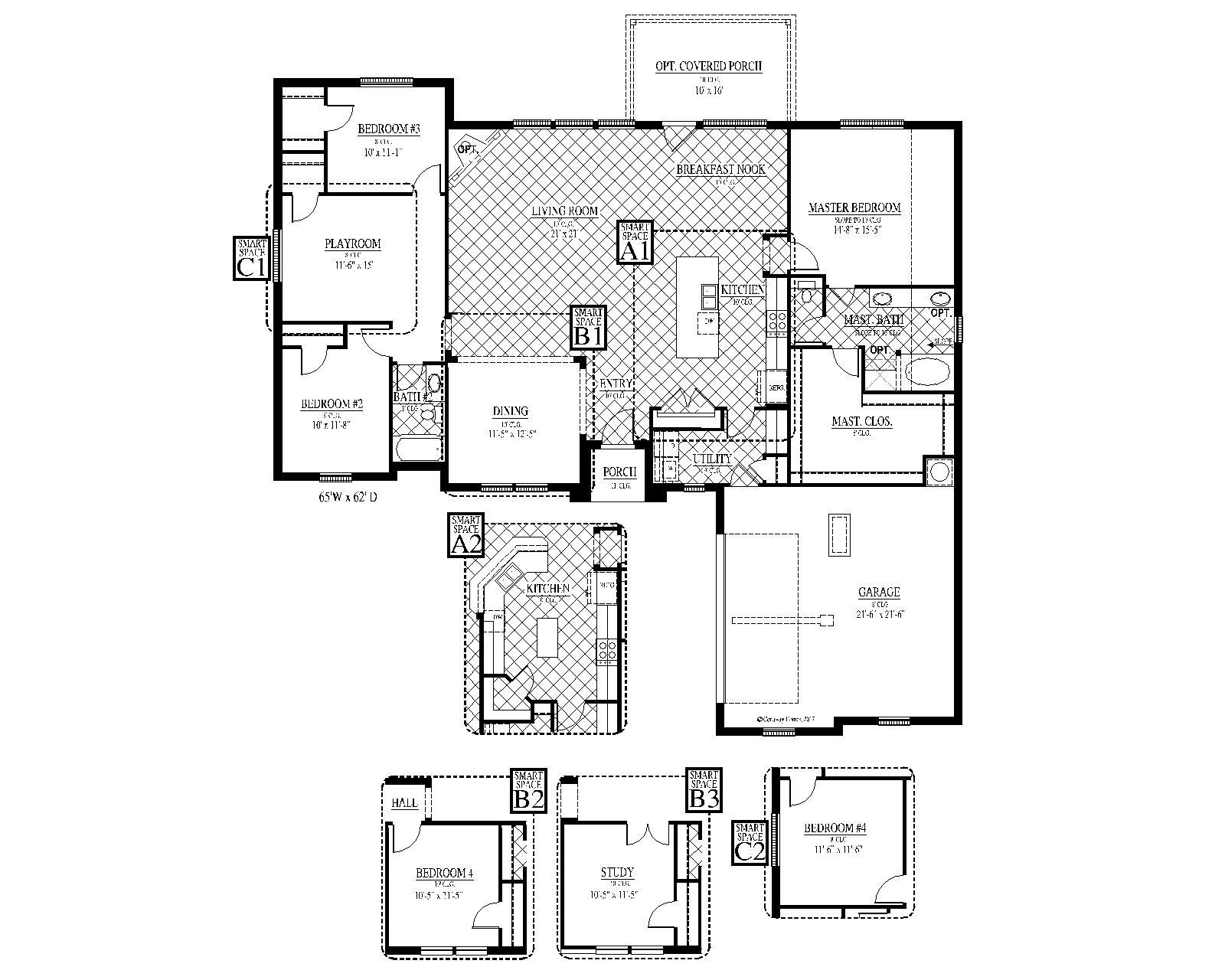 [FLEX PLAN] Giddings-II Floorplan