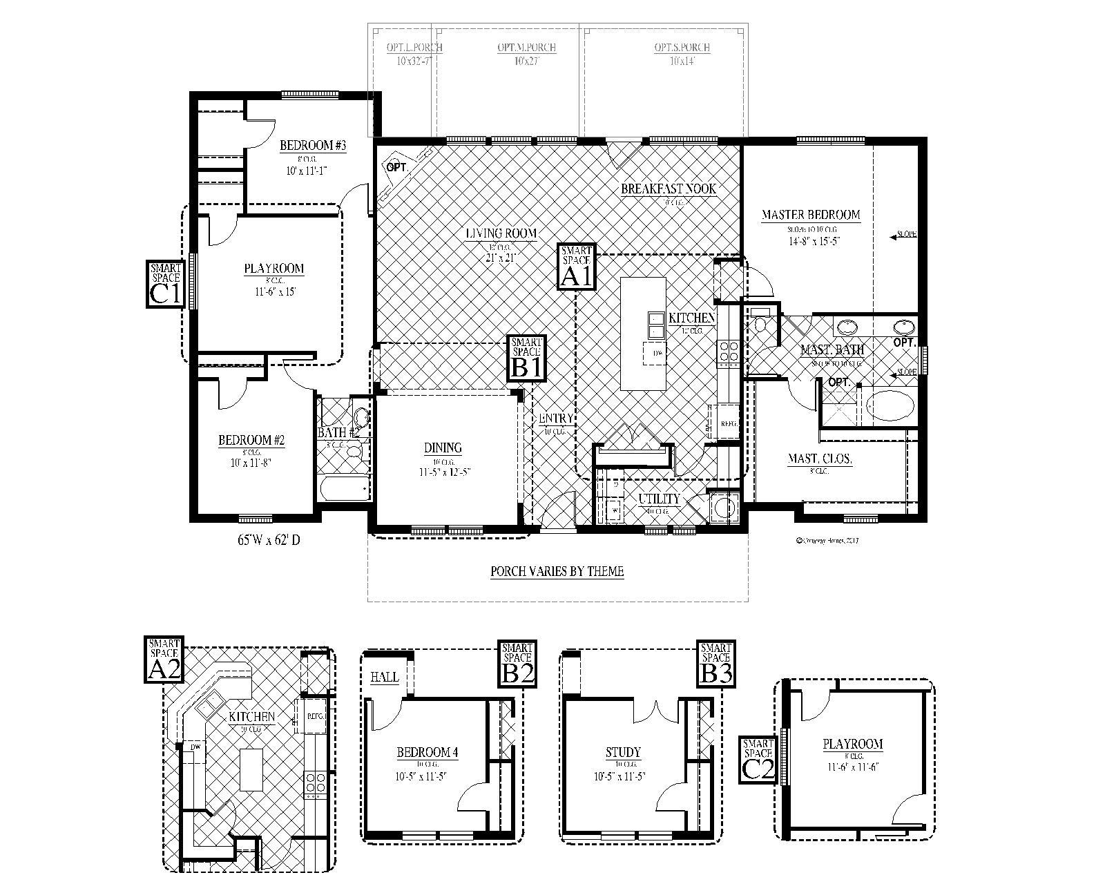 [FLEX PLAN] Gunter-II Floorplan