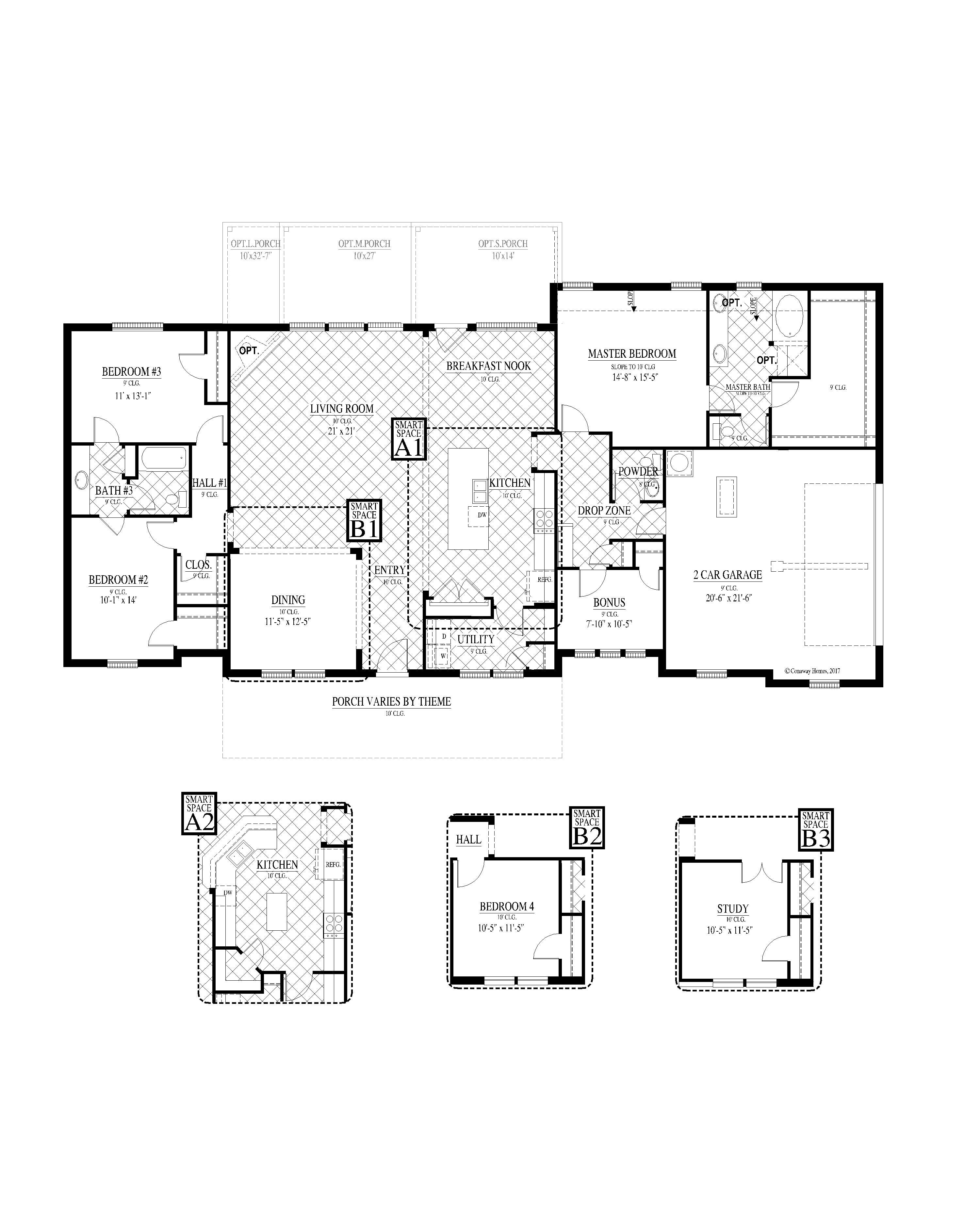 [FLEX PLAN] Hewitt-II Floorplan