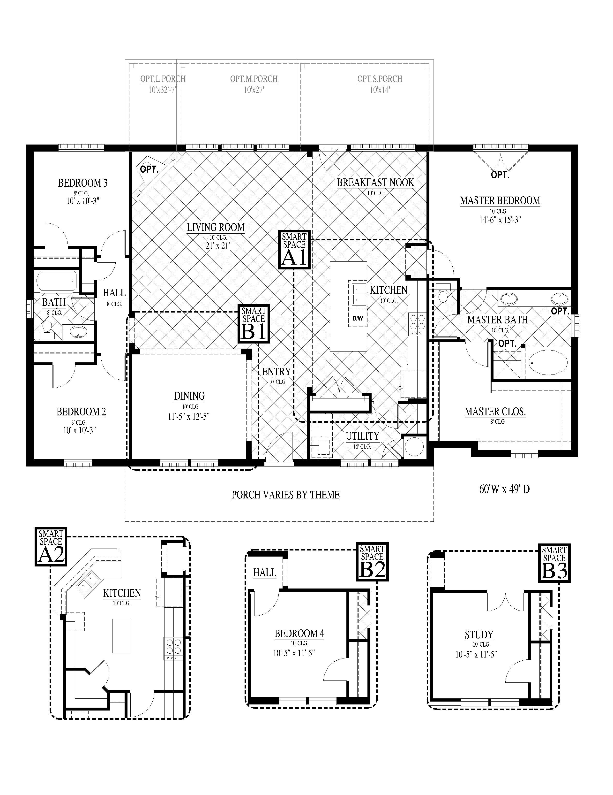 [FLEX PLAN] Fairview-II Floorplan
