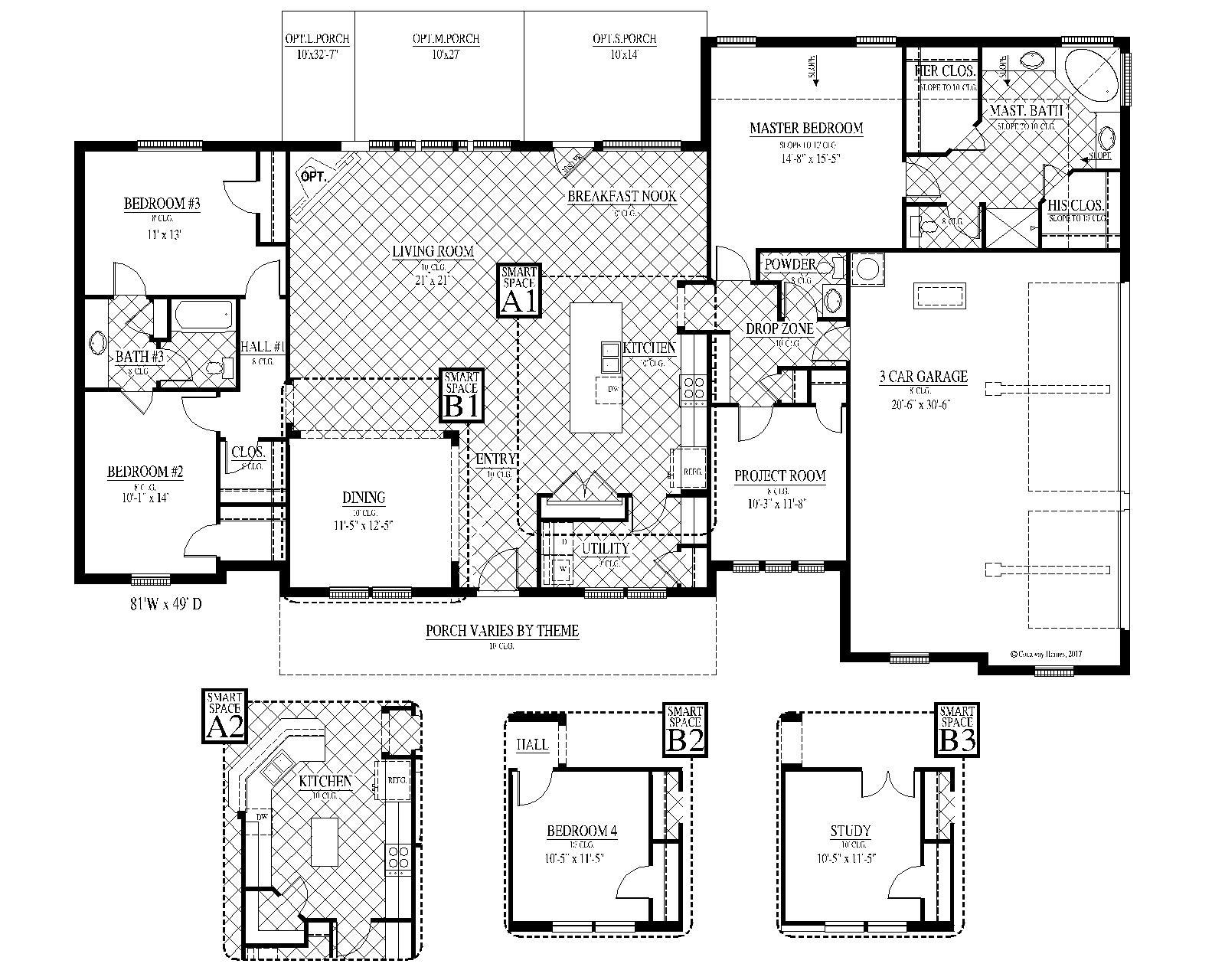 [FLEX PLAN] Harper-II Floorplan