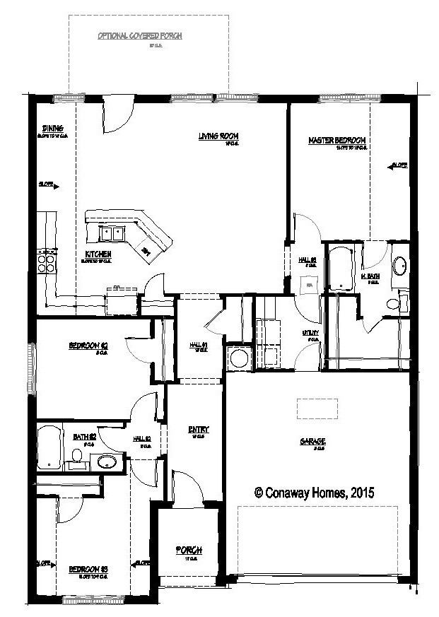 Charlotte-II Floorplan
