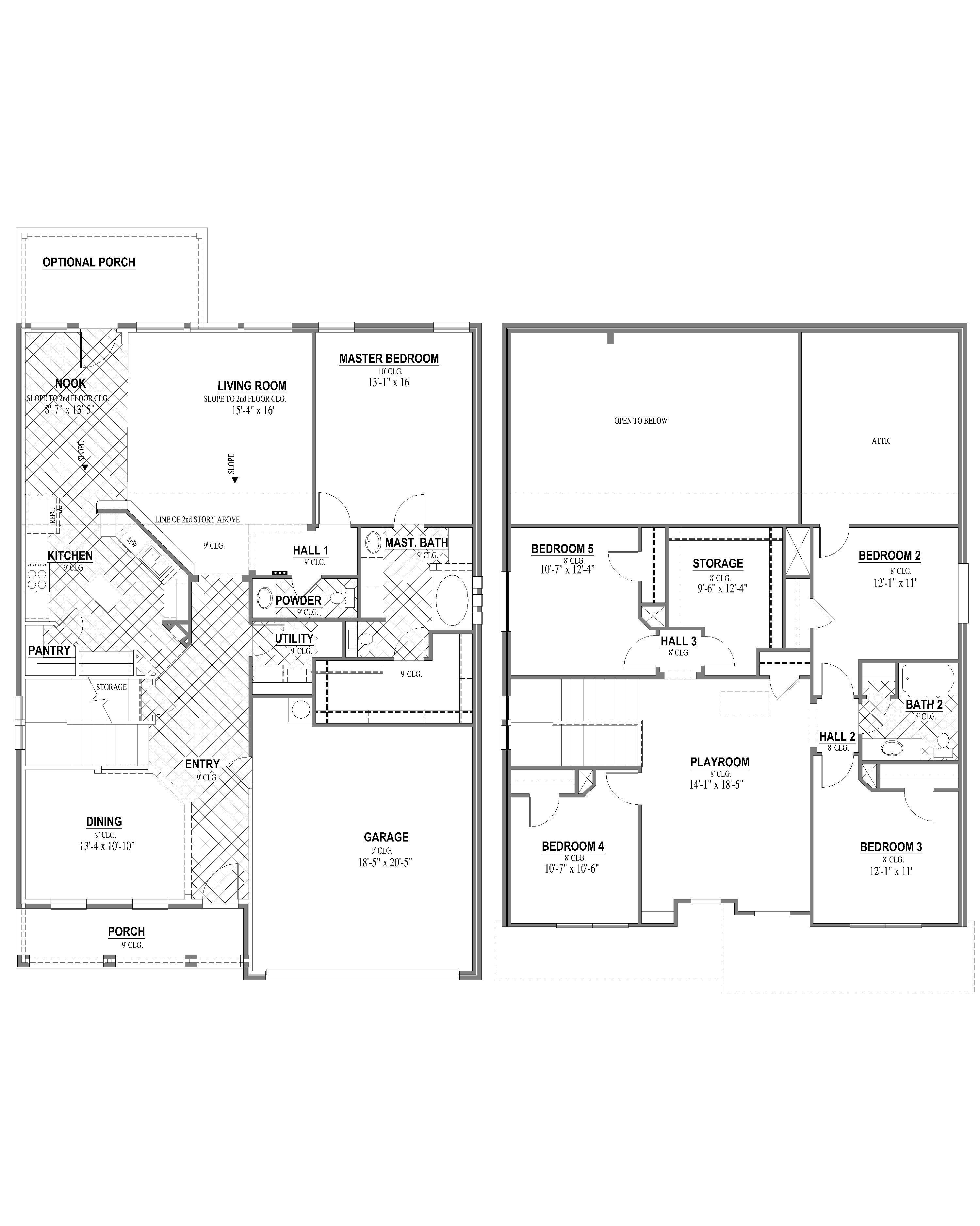 Jackson-II Floorplan